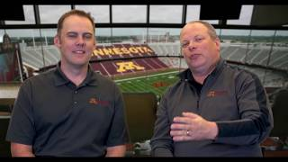 Gopher Football Best Plays of 2018 with Justin Gaard & Mike Grimm!