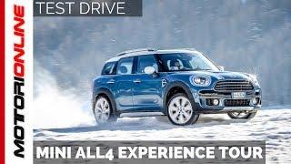 MINI ALL4 Experience Tour 2018 | Test Drive