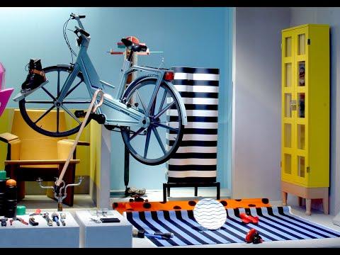 Introduktion Röhsska museets formhistoria: Itera-cykeln