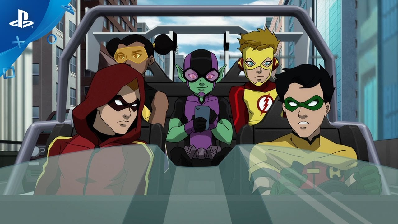 Teen Titans The Judas Contract  Teaser Clip -6697