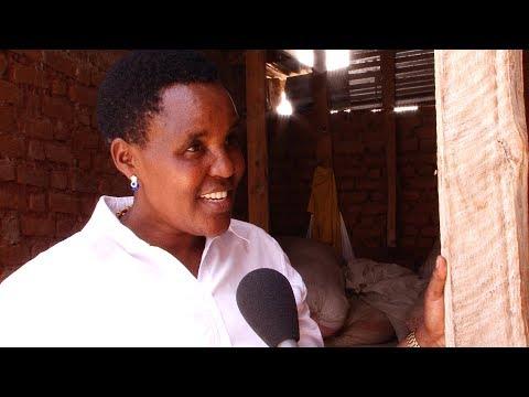 Rena hønsefarmer i Tanzania