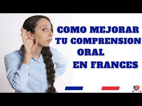 Como mejorar tu comprension oral en Francés 🔵⚪🔴 ¡Entrenate!