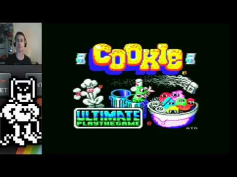 Canal Homebrew: Cookie (Andy Noble/Paul Tankard) C64