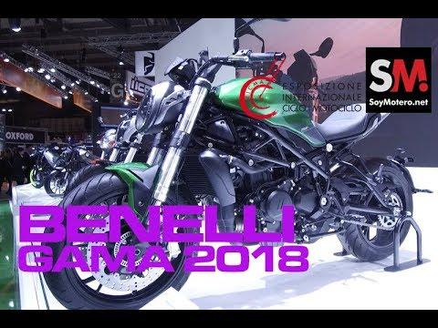 BENELLI GAMA 2018 / EICMA 2017 (FULLHD)
