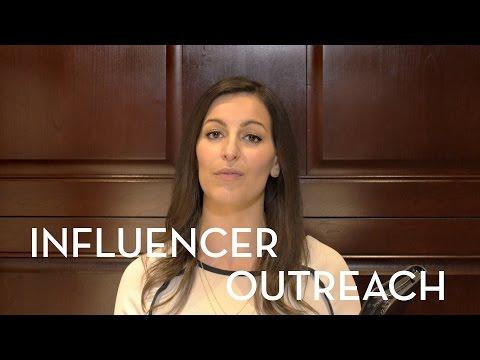 Influencer Outreach - Elevator Pitch