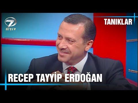 Süleyman Çobanoğlu ile Tanıklar - Recep Tayyip Erdoğan