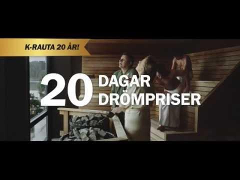 K-rauta - 20-års jubileum