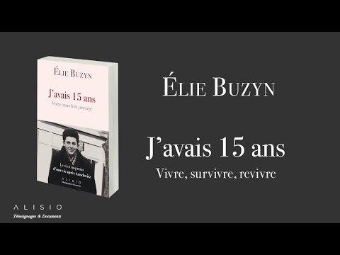 Vidéo de Etty Buzyn