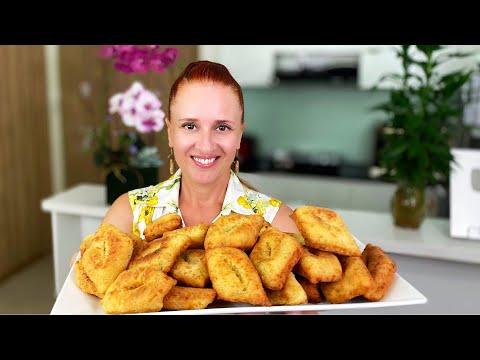 Пышки ПЯТИМИНУТКИ с сыром на кефире без дрожжей Вкусно Люда Изи Кук ленивые рецепты dinner rolls
