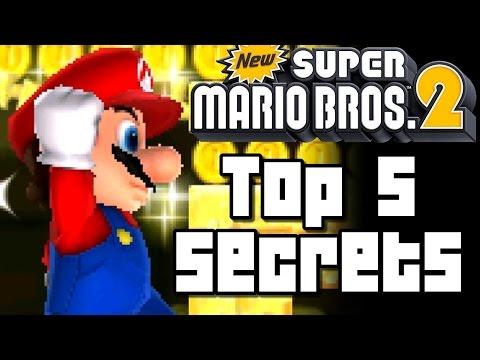 New Super Mario Bros  2 - Secret Exit Guide - World 6