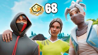 HOW WE GOT 68 POINTS IN 2 TRIOS GAMES