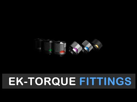 Ek Torque Fittings