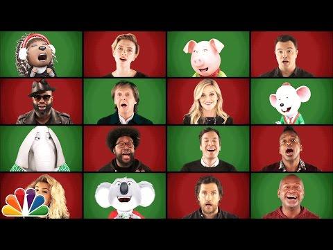 "Wonderful Christmastime (A Cappella) [Feat. Paul McCartney & ""Sing"" Cast]"