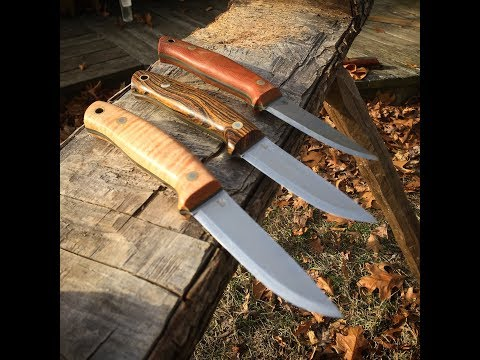 New NativeSurvival Knives Available Today 7am EST