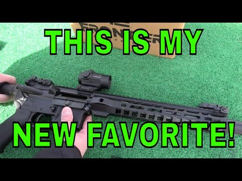 First Look at the Primary Arms - SLX MD25 Red Dot Optic