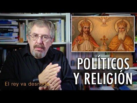 Políticos y religión