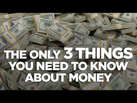 The Only 3 Things You Need to Know About Money - Cardone Zone photo