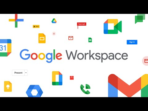Try Google Workspace For Free Today!