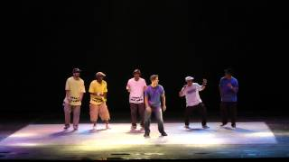 GroovMekanex Performance at Culture Shock DC 10 yr Anniv