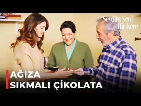 Nuran ve Yaşar'ın Eylül'e Doğum Günü Hediyesi | Sevdim Seni Bir Kere