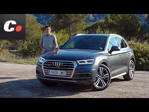 Audi Q5 2017 SUV | Prueba / Test / Review en español | Coches.net