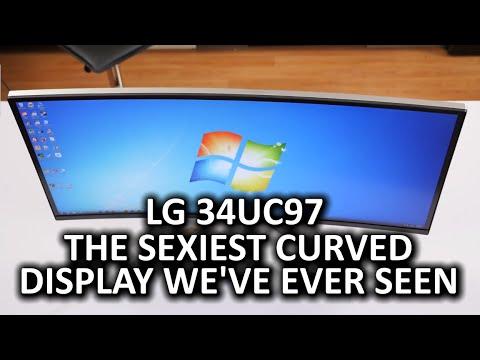 "LG 34UC97 34"" Curved LCD Monitor - UCXuqSBlHAE6Xw-yeJA0Tunw"