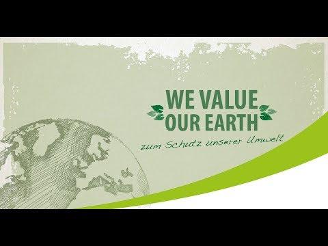 World Earth Month - Zum Schutz unserer Umwelt