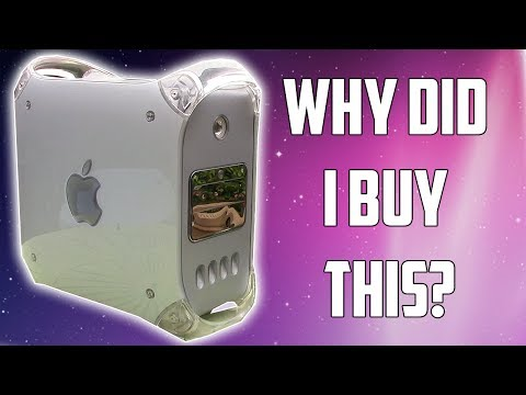 Finding a Purpose For An Old $25 Mac