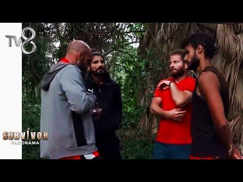 Batuhan ve İsmail Arasındaki Buzlar Eridi   Survivor Panorama 44. Bölüm