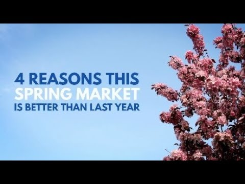 4 Reasons This Spring Market Is Better Than Last Year  | Teresa Ryan | Ryan Hill Group