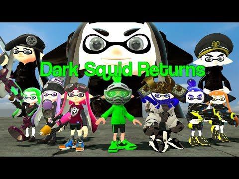 [Splatoon GMOD] Dark Squid Returns - default