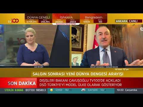 Dışişleri Bakanı Mevlüt Çavuşoğlu: Bu Türkiye'nin en büyük tahliye operasyonudur