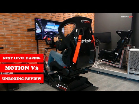 Next Level Racing Motion V3 Unboxing & Review