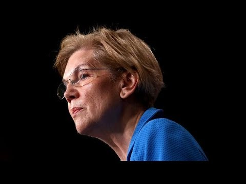 Elizabeth Warren Attacks Trump In Goofiest Way Possible
