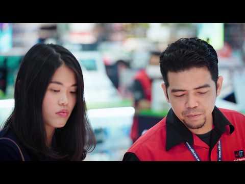 Epson EcoTank Monochrome Printers: ALL IT Hypermarket customer story (BM & Chinese subtitle)