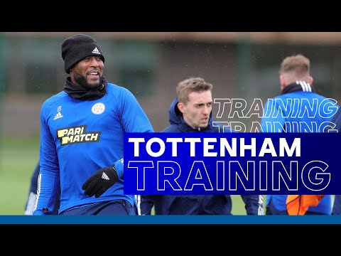 Foxes Train Ahead Of Season Finale | Leicester City vs. Tottenham Hotspur | 2020/21