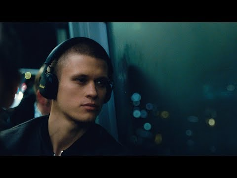 Marshall - Mid Active Noise Cancelling Headphone - Tune Out Campaign Bus English