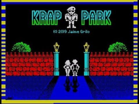 Canal Homebrew: Krap Park (Jaime Grilo) Spectrum