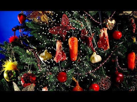 Узбекско-Азербайджанский плов из Бухары и Рождественские встречи с замечательными людьми!
