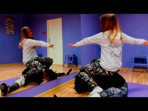 Contortion Stretching Exercises (Full Version)