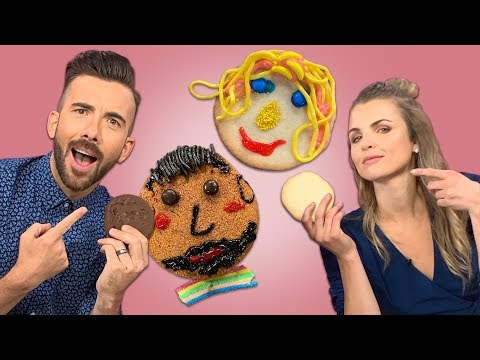 Andrea Boehlke & Jeremy Parsons Dish About Celebs and Cookies | Treat Yourself | Allrecipes.com