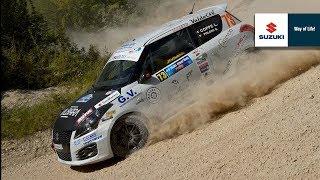 Suzuki Rally Trophy – Rally San Marino 2017