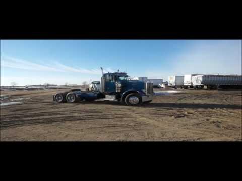1978 Peterbilt 359M19 semi truck for sale | no-reserve Internet auction March 9, 2017