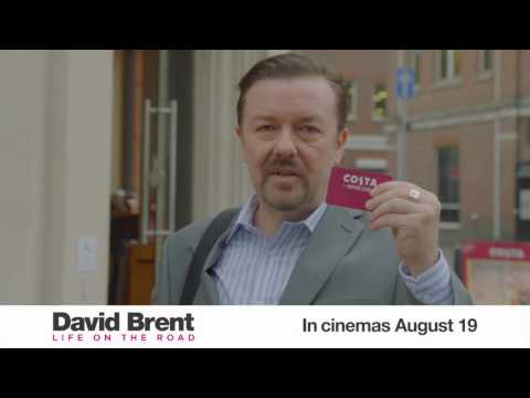 Exclusive Costa Clip from 'David Brent : Life on the Road' in cinemas August 19