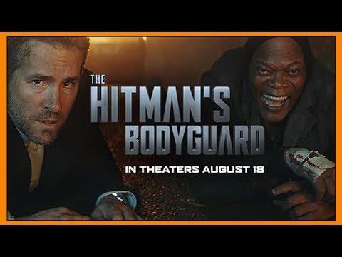 The Hitman's Bodyguard  - Hollywood TV