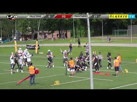 LFA1 2019: Tychy Falcons - Panthers Wrocław 12:40
