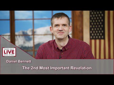 Charis Daily Live Bible Study: Daniel Bennett - August 4, 2021