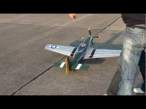 RC MUSTANG P-51 Crash.MP4 - UC-KbMcgGw5wOKS9dDxeASgw