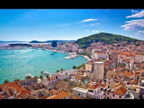Split & Podstrana, Kroatia