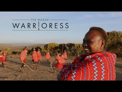 The Maasai Warrioress